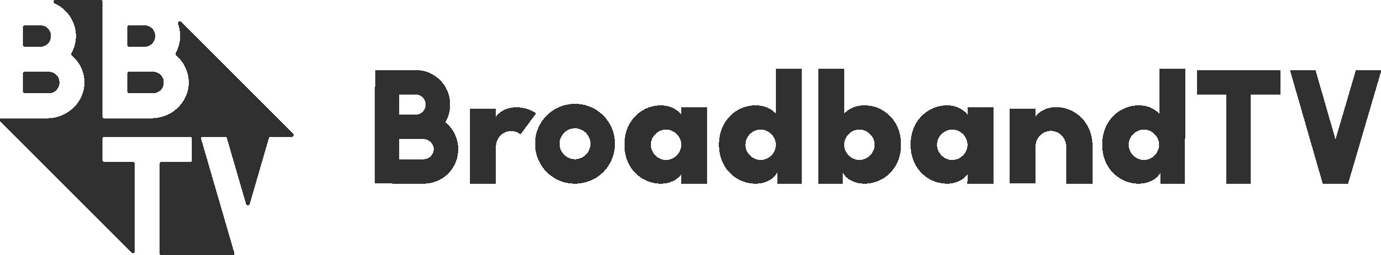 BBTV Horizontal Charcoal Logo