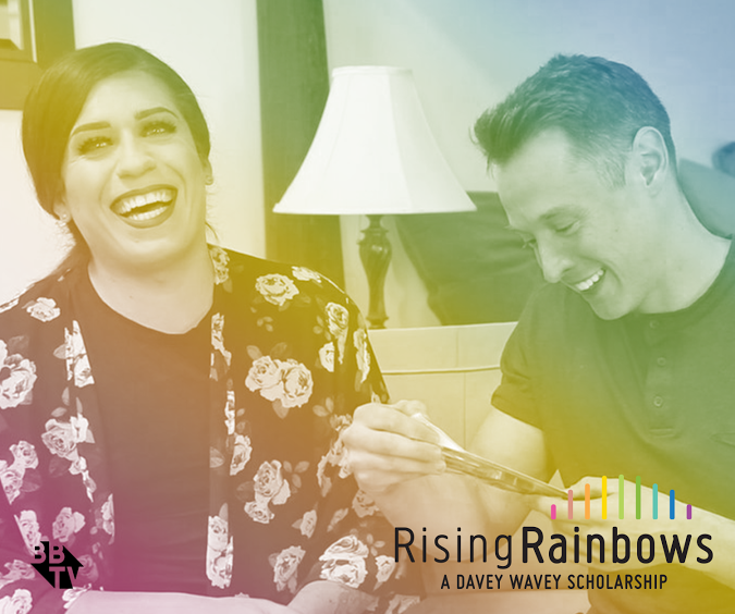 RR 1  Davey Waveys Rising Rainbows Welcomes Queen JJ!