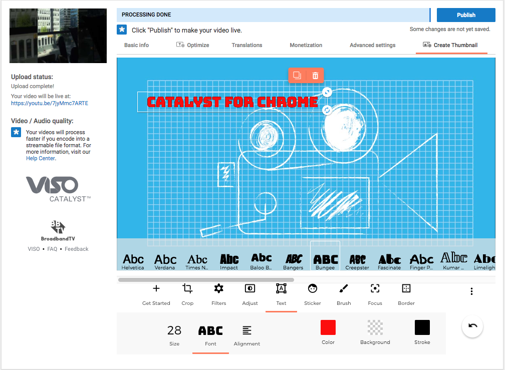 Screen Shot 2016 11 10 at 12.27.11 PM VISO Catalyst for Chrome: Discover Improved YouTube Thumbnail Customization Tools!
