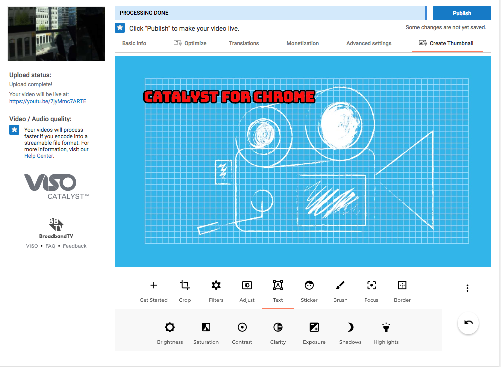 Screen Shot 2016 11 10 at 12.27.46 PM VISO Catalyst for Chrome: Discover Improved YouTube Thumbnail Customization Tools!
