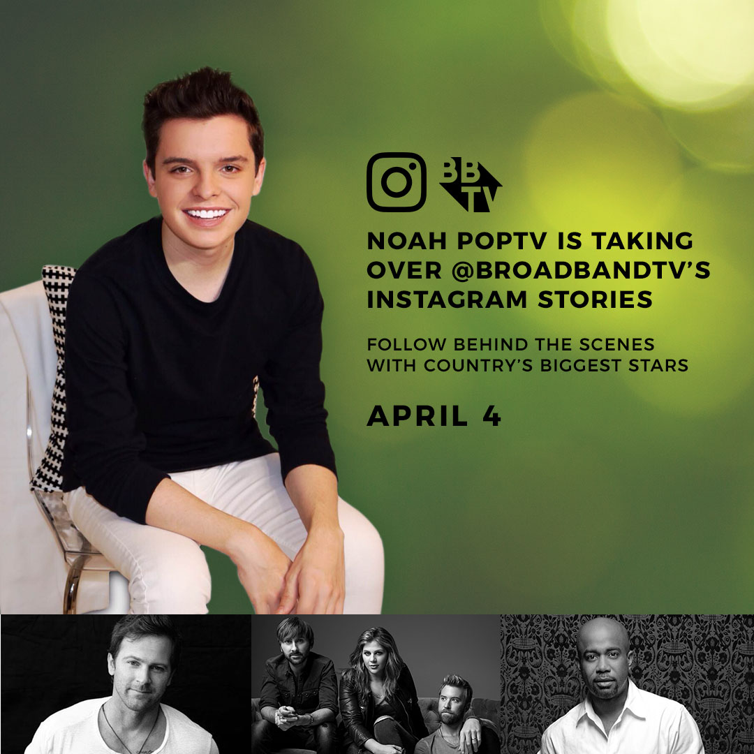 NoahPopTV Instagram takeoverVersion 4 Noah PopTV Instagram Story Takeover