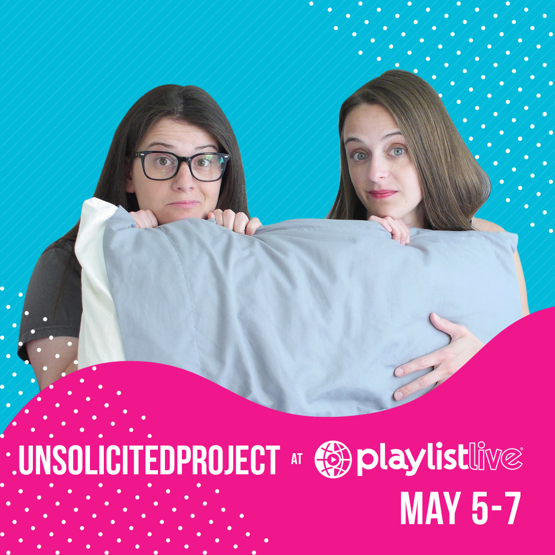 BBTV PLL UnsolicitedProject PLAYLIST LIVE Q&A: Unsolicited Project