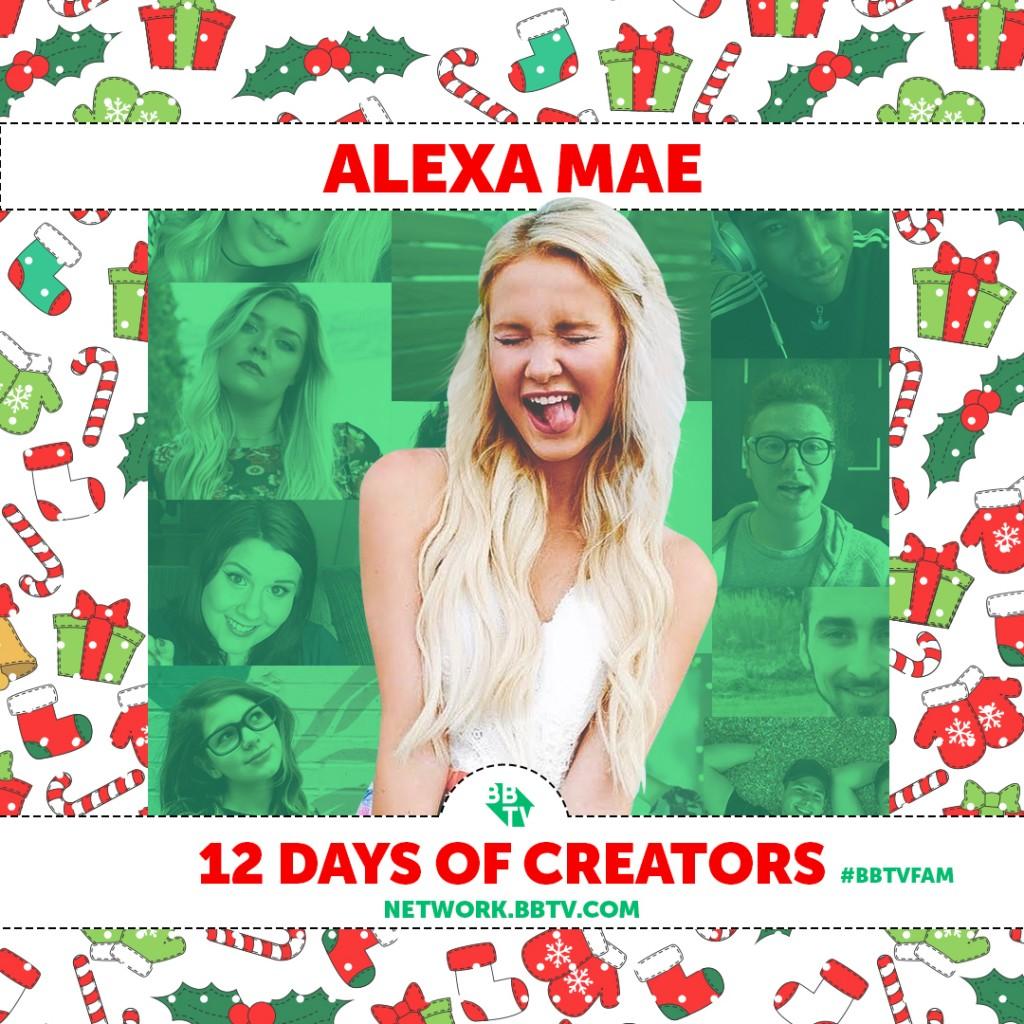12 Days of Creators-Individual-Alexa Mae