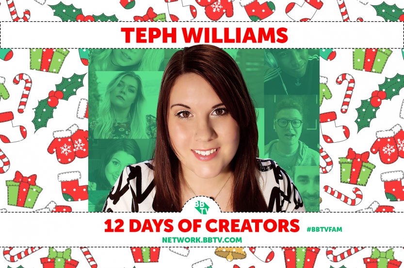 12 Days of Creators-Individual-Teph Williams-blog