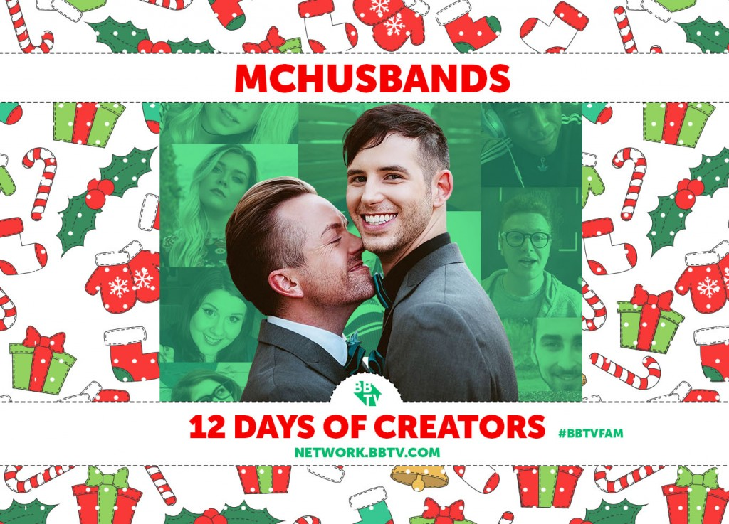 12 Days of Creators-Individualmchusbandsblog