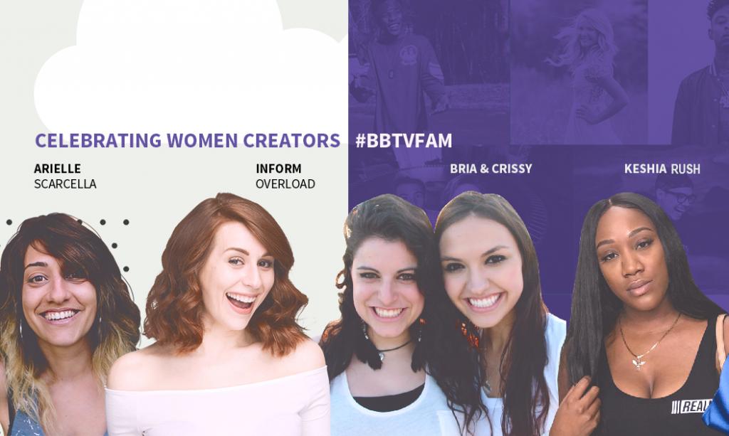 women 1024x613 #BBTVFam   Celebrating Women Creators