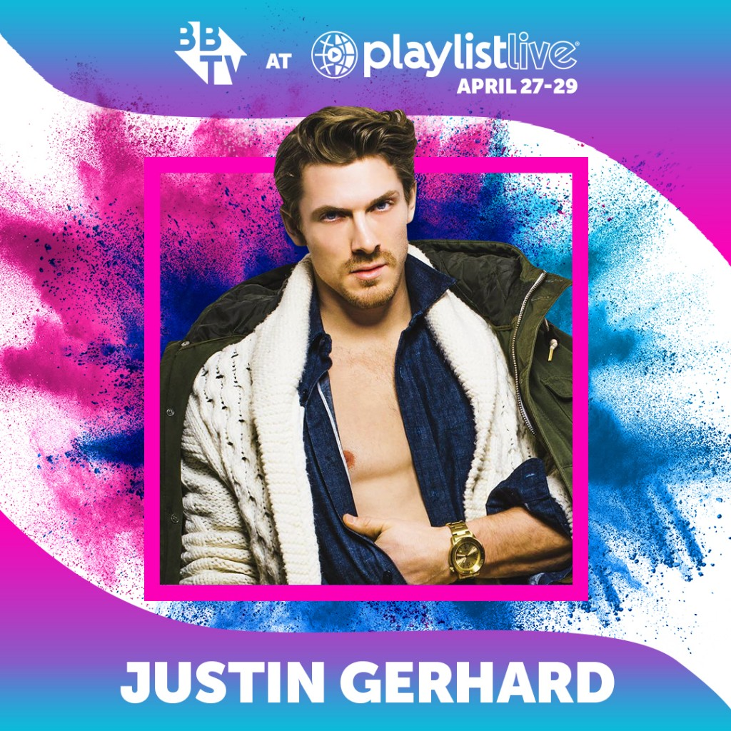 PromoImages PLLO JustinGerhard 1024x1024 Playlist Live 2018: Justin Gerhard