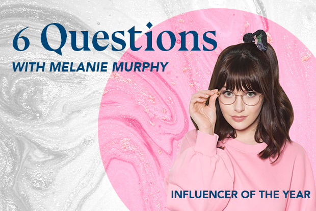 Melanie Murphy 2 6 Questions with Melanie Murphy