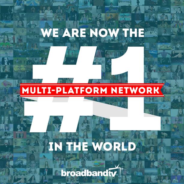 fb BroadbandTV: 世界一の規模を誇るMCN(マルチチャンネルネットワーク)
