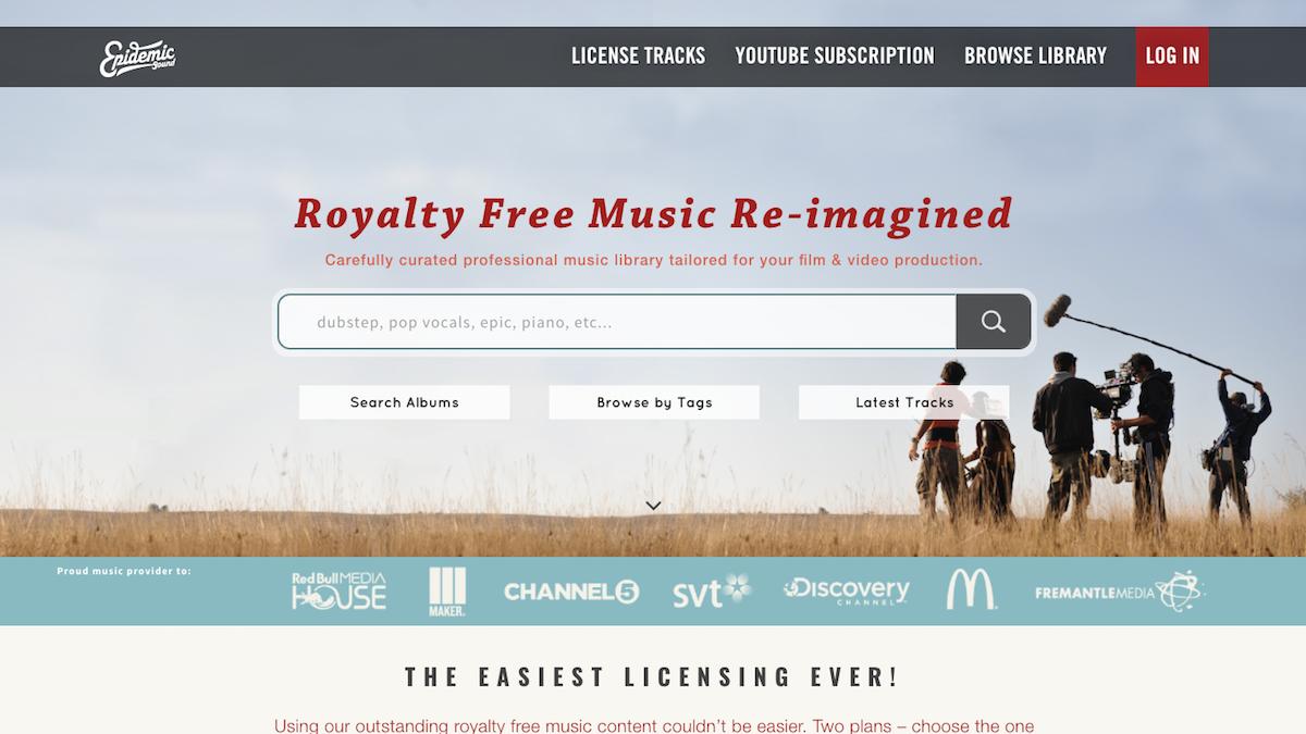 RightsFreeMusic02 著作権フリーの音楽配布サイト32選!YouTubeで使える音楽を求めて・・・