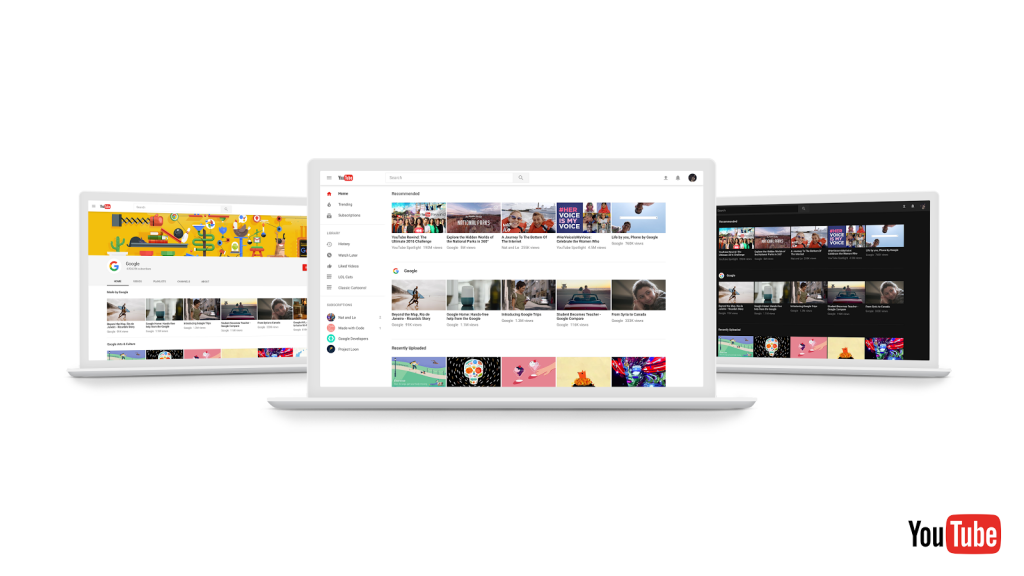 YT New Design 1024x576 YouTube新デザインを試してみた!