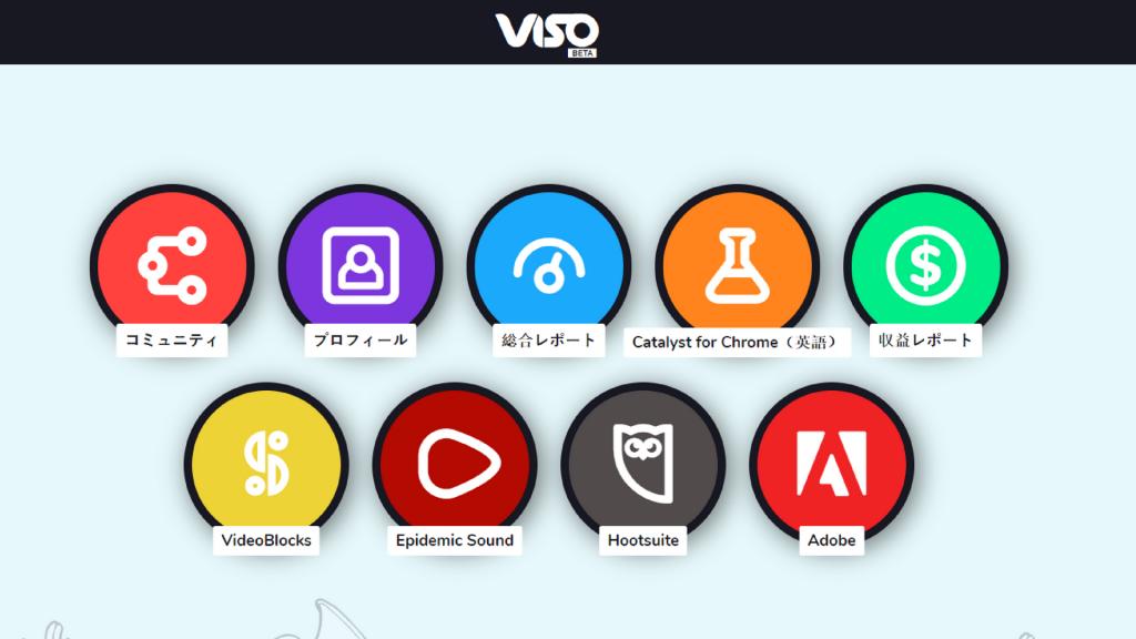 New VISO 1024x576 新機能続々登場!世界中のユーチューバーと繋がれる、【VISO】ってなんだ?
