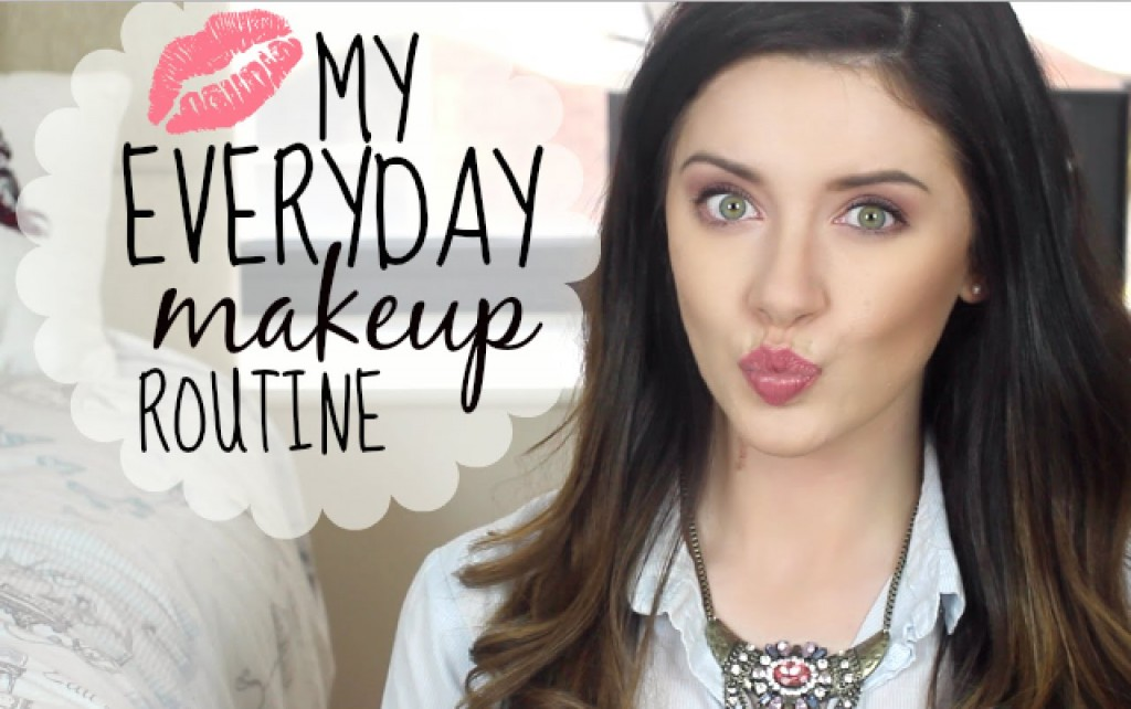 Melanie Makeup 1024x642 Working With Beauty on YouTube   You Can't Makeup This Stuff