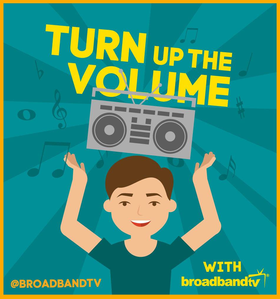 Turn up the Volume blog Epidemic Sound has Arrived for BBTV Partners