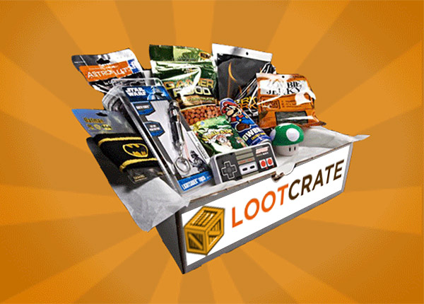 lootcrate BBTV Partners With Loot Crate For Special Offer