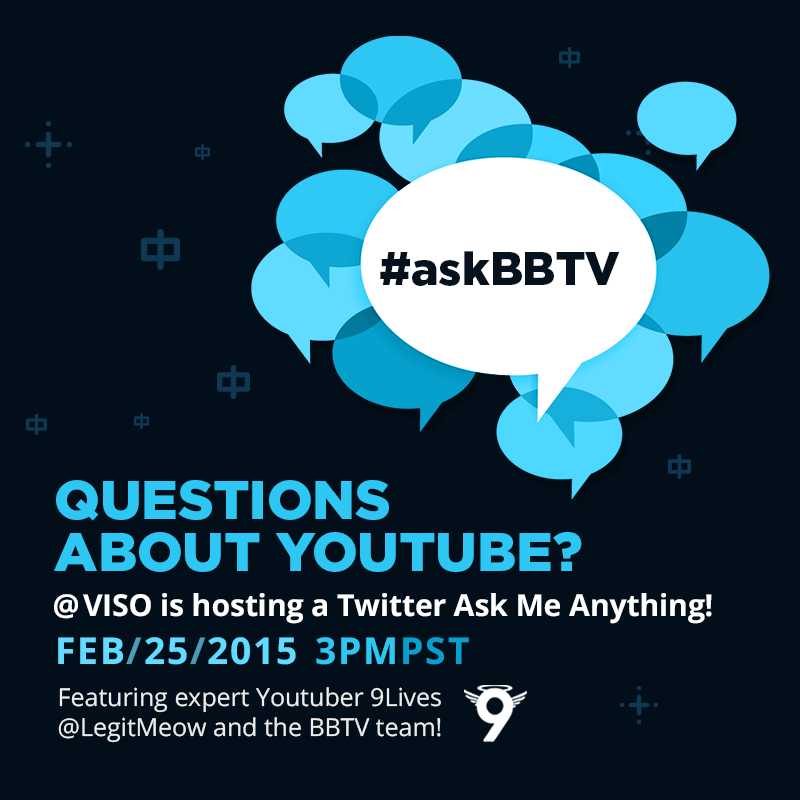AMA 1 BBTV Tips: Join the BBTV AMA!