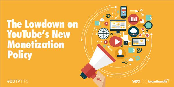 CAVEiYfUIAA4xXZ BBTV Tips: The Lowdown On YouTubes New Monetization Policy