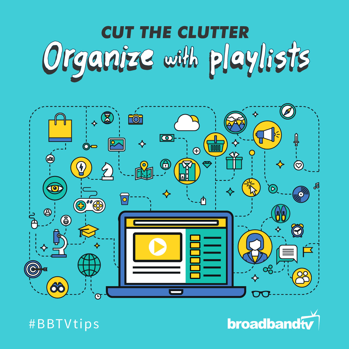 BBTVtips OrganizeWithPlaylists Will You Be The Next BBTV Phrase Finder?