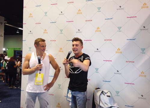DaveyWavey VidCon Thats A Wrap On VidCon 2015!