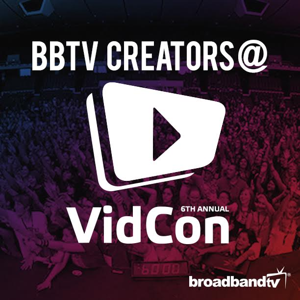 VidCon 2 BBTV Is Blowing Up at VidCon!