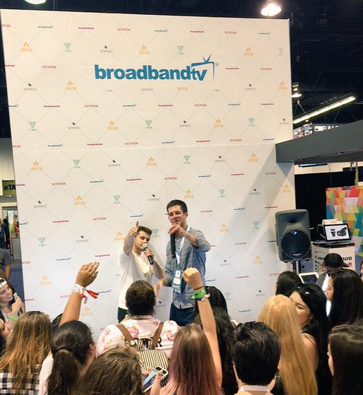 VidCon Booth 51 Thats A Wrap On VidCon 2015!