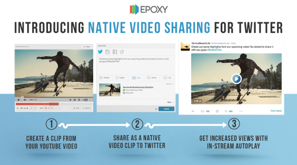 Epoxy e1438808541629 Epoxy Brings Your Videos Onto Twitters Native Video Player!