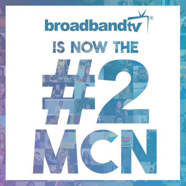Milestone Image BBTV Now The Second Largest MCN In The World!