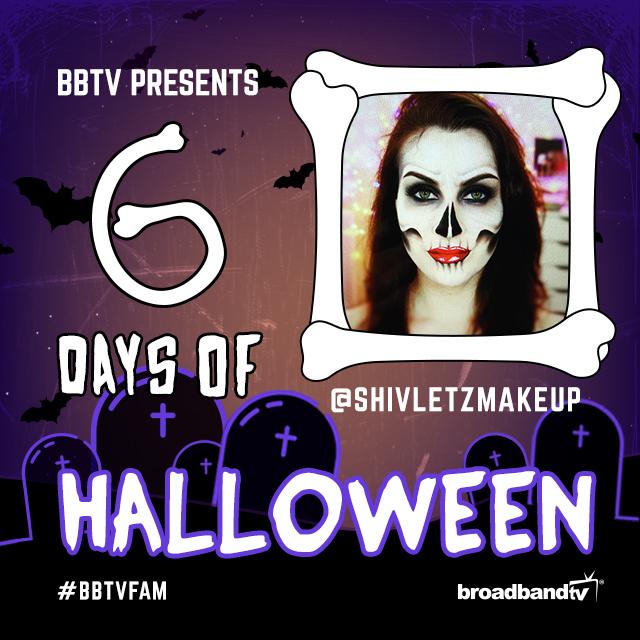 6DaysofHalloween Insta Day5 BBTV's 6 Days of Halloween: LetzMakeup