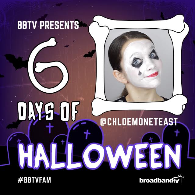 Chloe East BBTVs 6 Days of Halloween: Chloe East