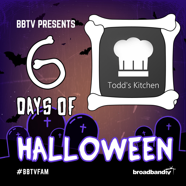 Todds Kitchen Insta BBTVs 6 Days of Halloween: Todds Kitchen