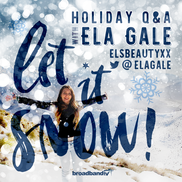 HolidayQA ElaGale Insta Creator Q&A: A DIY Holiday With Ela Gale!