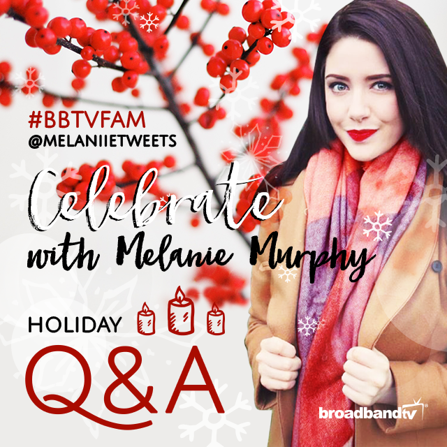 Holiday QA Insta Celebrate with Melanie Murphy   Holiday Q&A