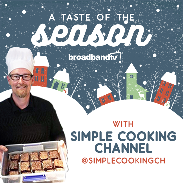 Simple Cooking Channel A Taste of The Season With Simple Cooking Channel!