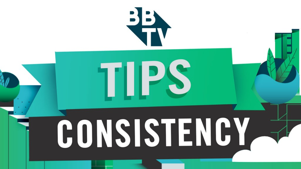 consistancy 1024x576 How To Get More Views on YouTube   The Key is in Consistency