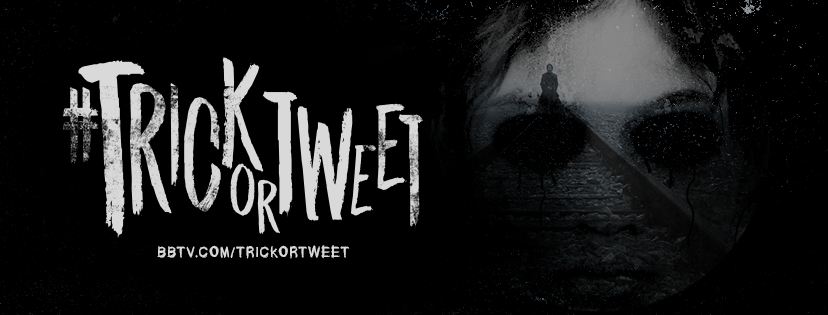 Halloween Campaign FB Banner 2 Introducing BBTVs #TrickorTweet Halloween Sweepstakes