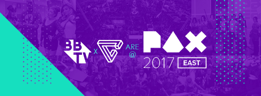 Pax FBbanner GlitchxCity IS HEADING TO PAX EAST!