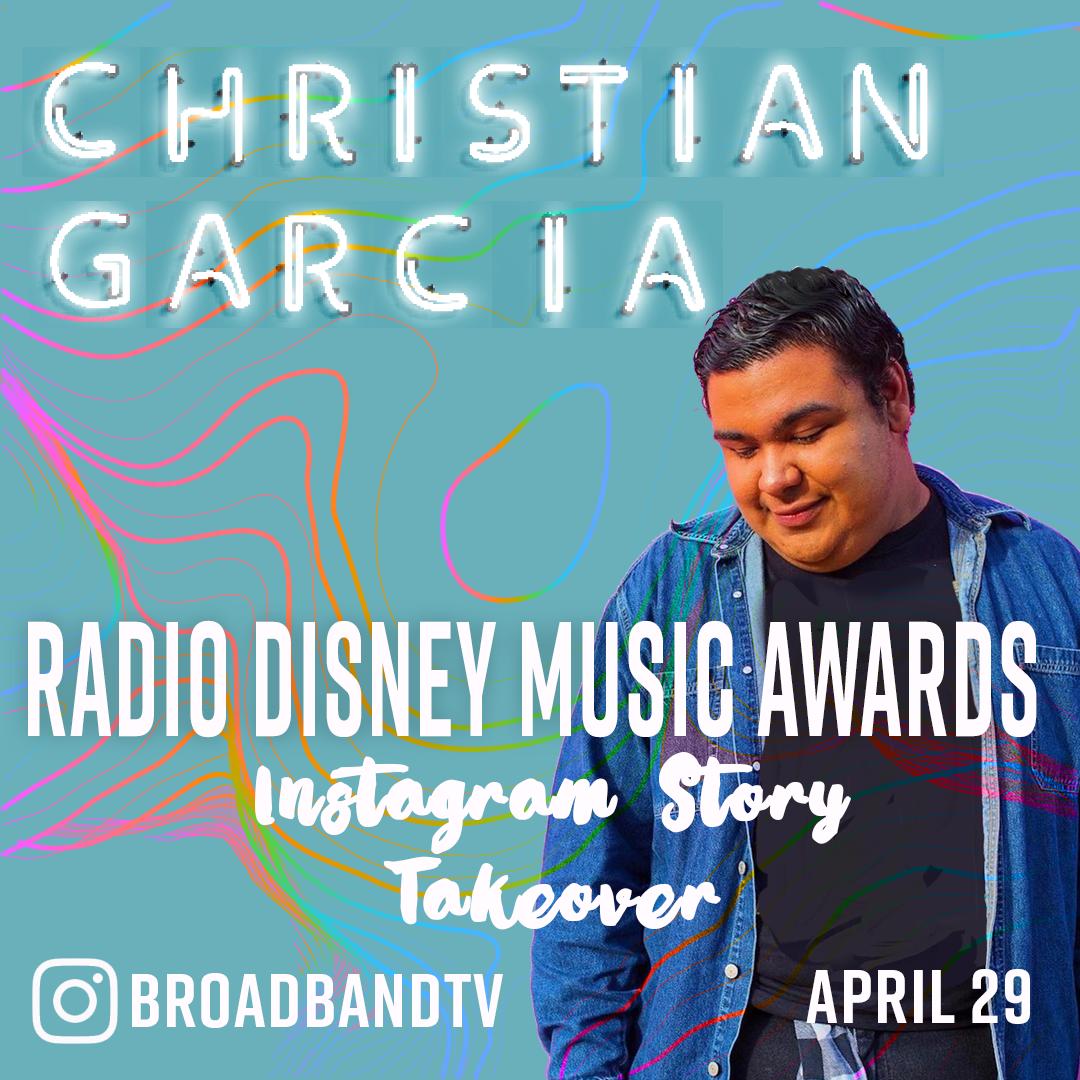 christian Christian Garcia Instagram Story Takeover!