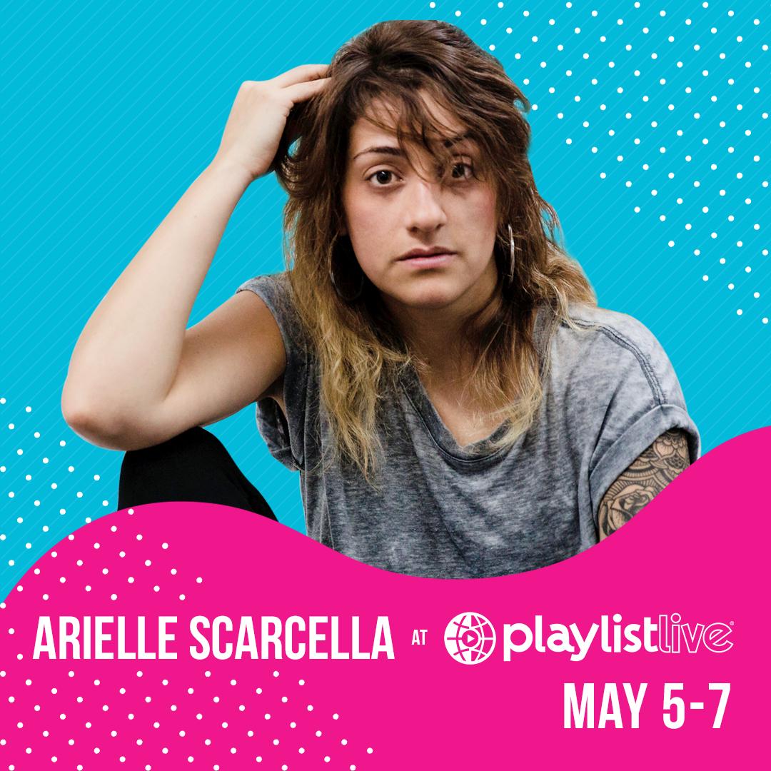 BBTV PLL Arielle Scarcella Playlist Q&A: Arielle Scarcella