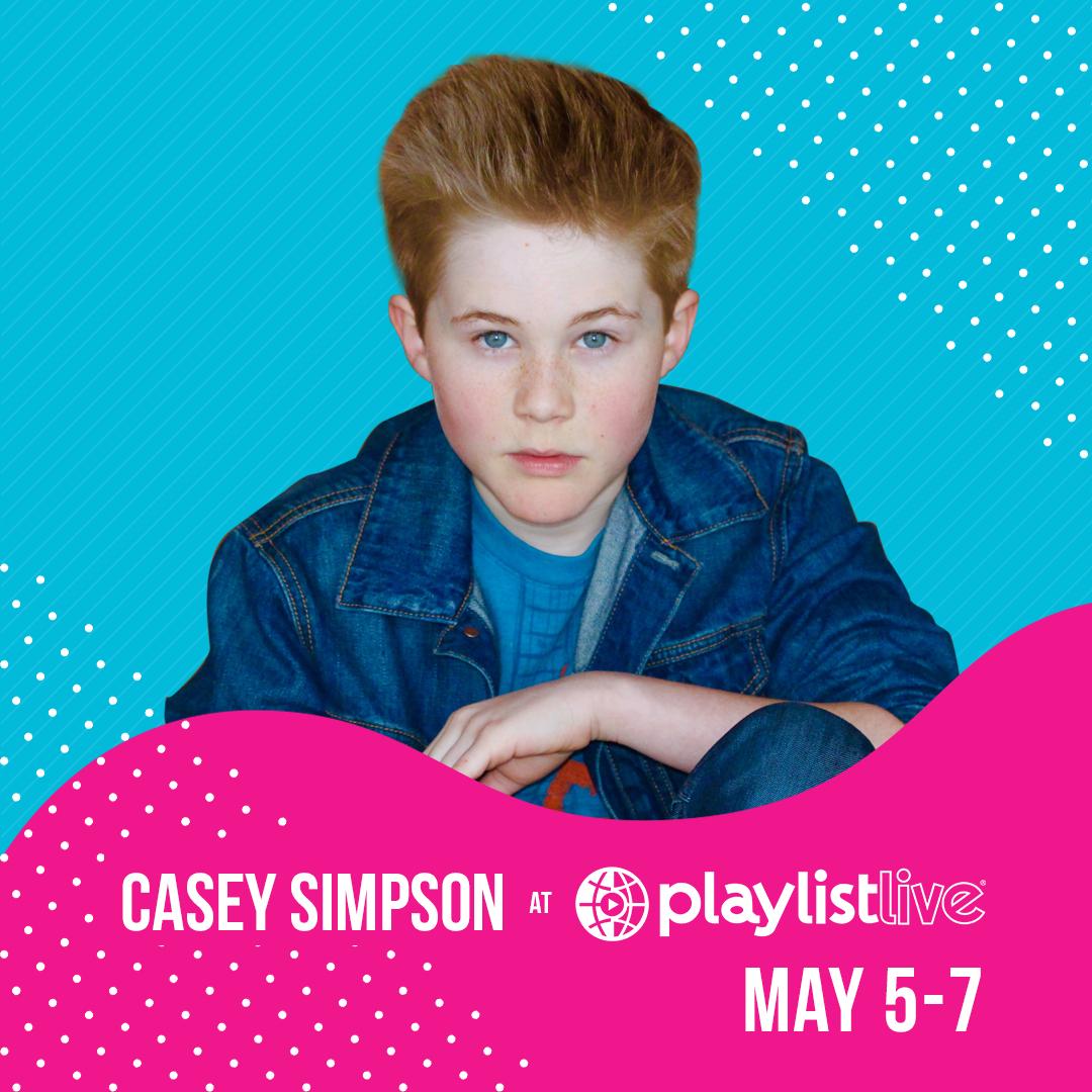 BBTV PLL Casey Simpson Playlist Live Q&A: Casey Simpson