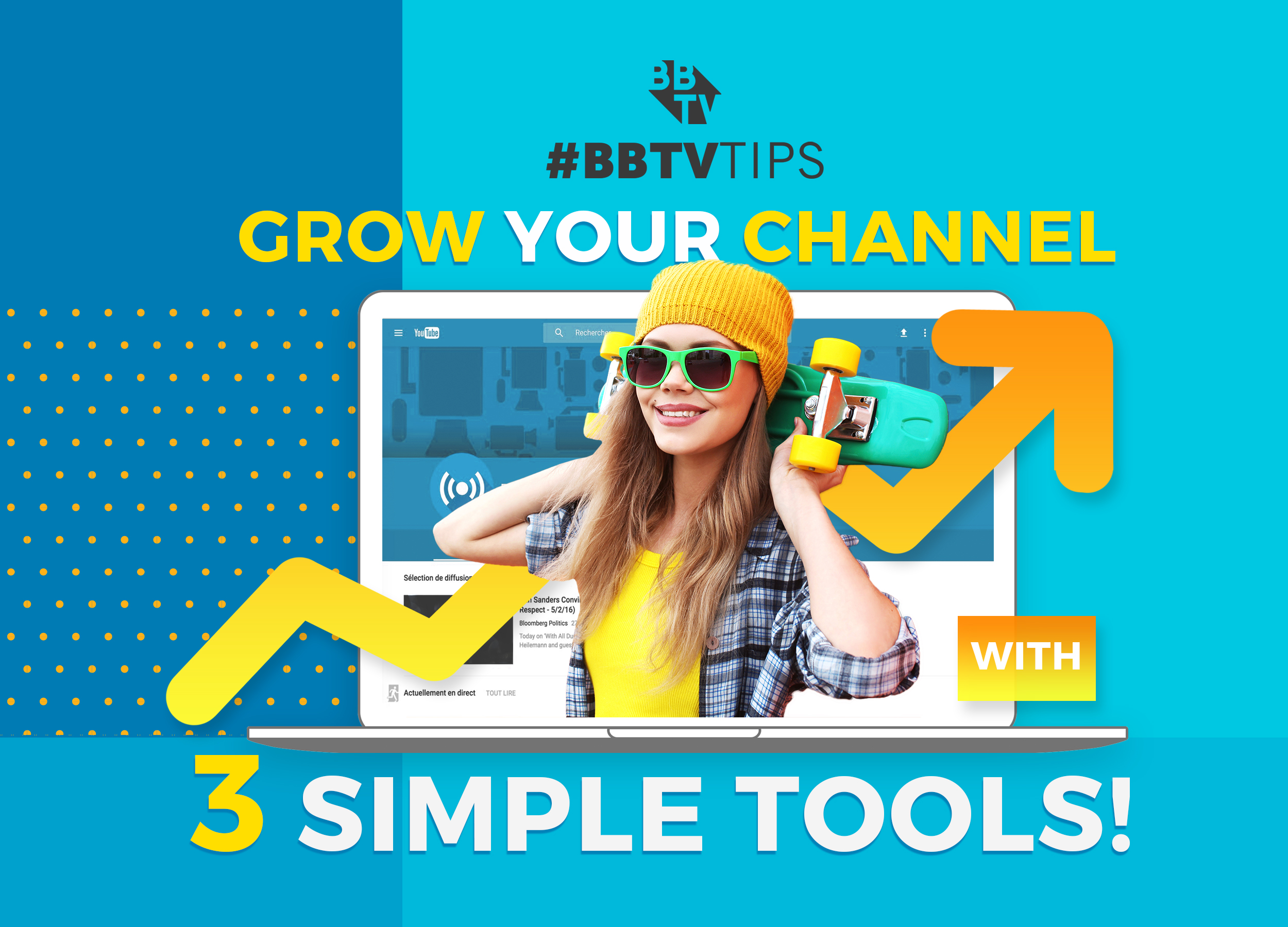 blog3simpletools Grow Your Channel With 3 Simple Tools!