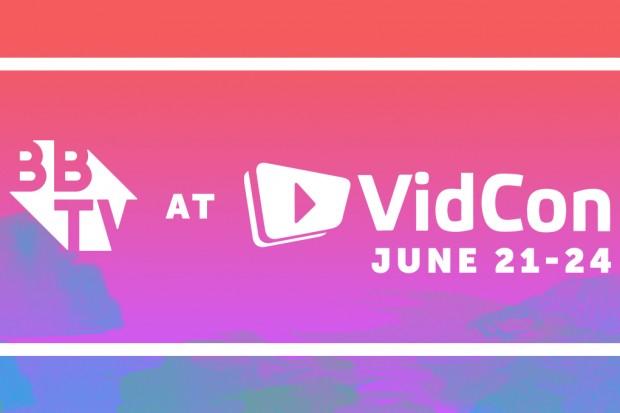 VidCon - Facebook Banner-Red