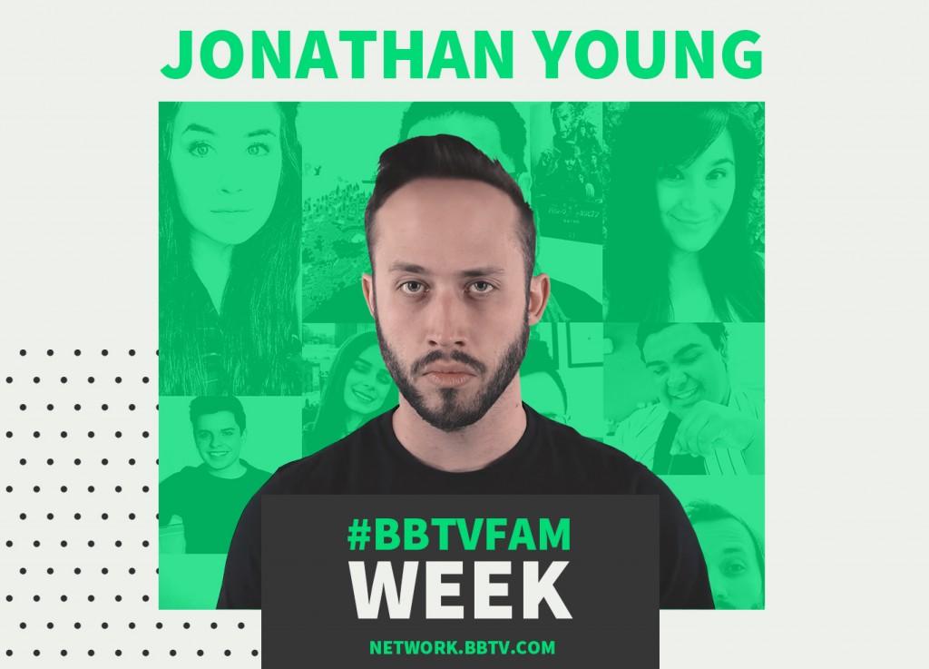 JonathanYoung 1024x737 #BBTVfam Week Spotlight: Jonathan Young