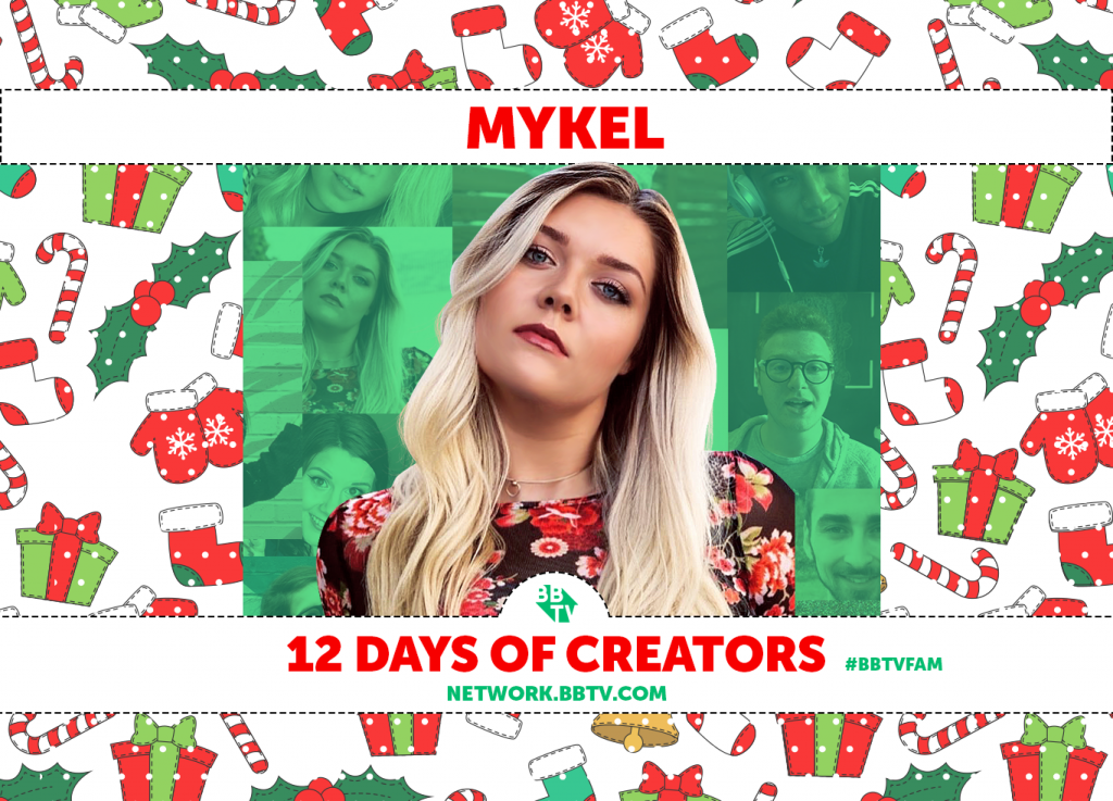 Mykel Blog 1024x737 BBTVs 12 Days of Creators: Mykel