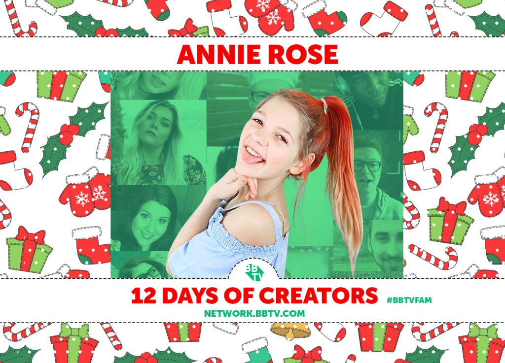 blog 1024x737 BBTV'S 12 DAYS OF CREATORS: ANNIE ROSE COLE