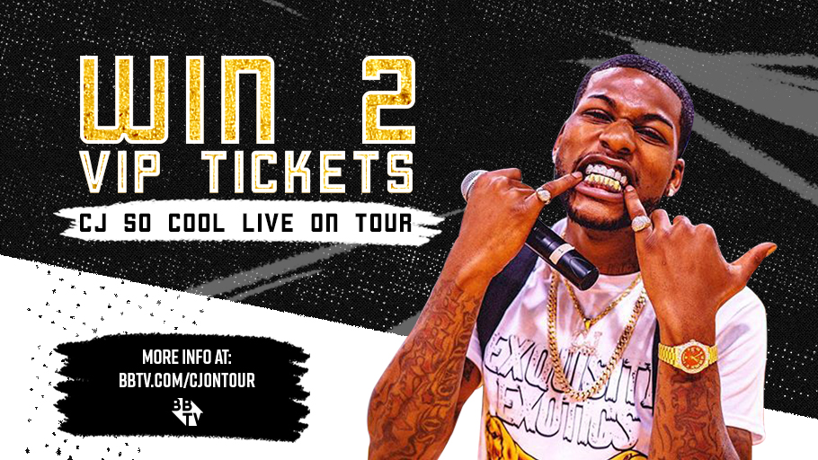 CJSOCOOL Tour Promo Blog 1.2 WIN VIP PASSES TO SEE CJ SO COOL LIVE ON TOUR