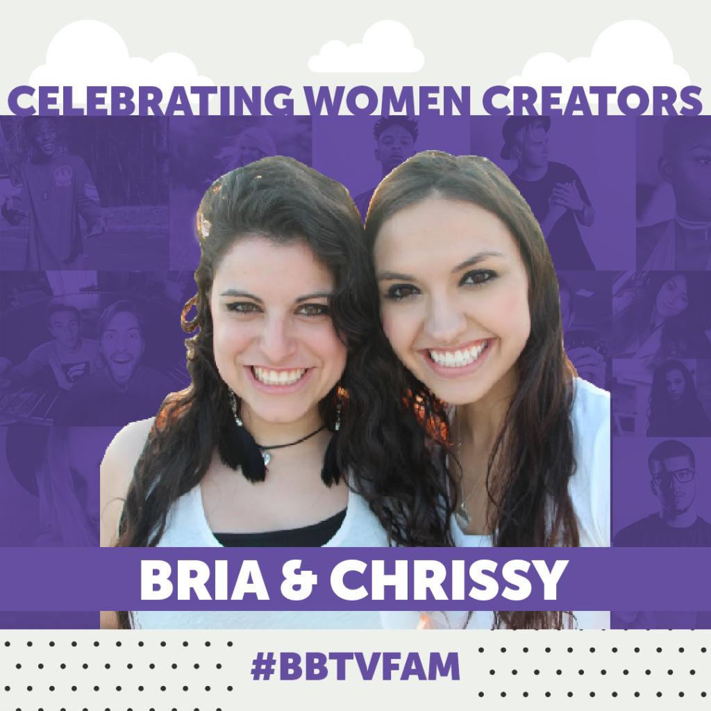 BBTV National Womens Day 1080 Bria Chrissy 1024x1024 #BBTVFam   SPOTLIGHT ON BRIA & CHRISSY