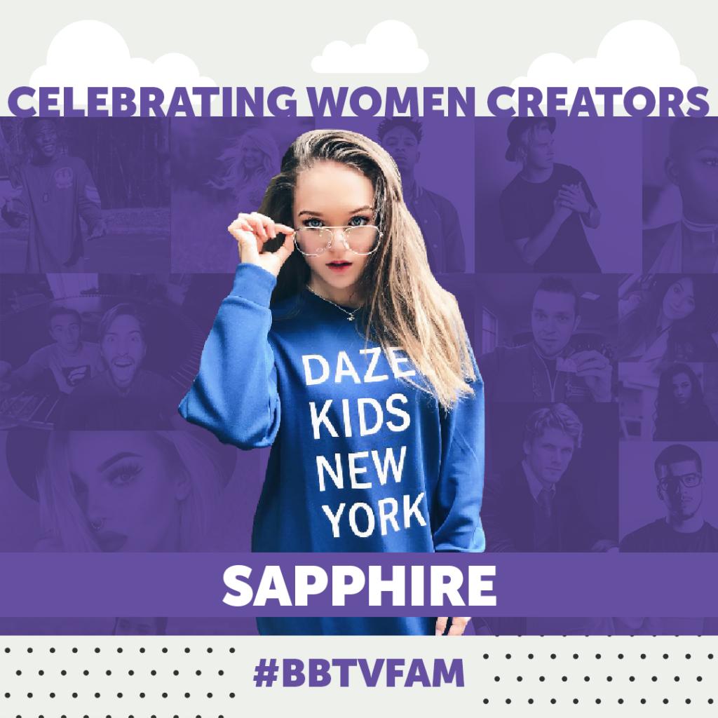 BBTV National Womens Day 1080 Sapphire 1024x1024 #BBTVFAM – SPOTLIGHT ON SAPPHIRE
