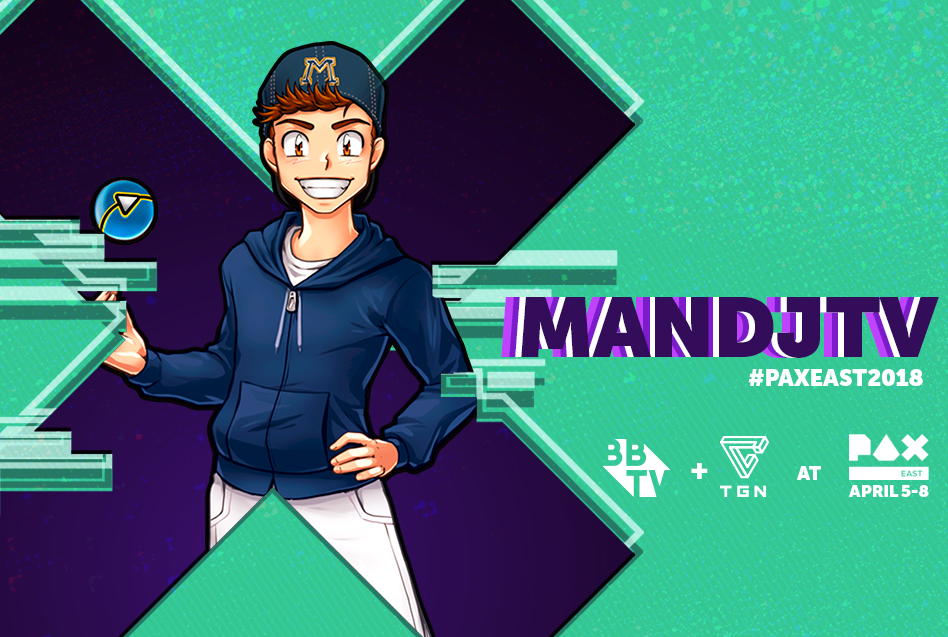 PAX 2018 Blog Mandjtv MandJTV is headed to #PAXEast2018