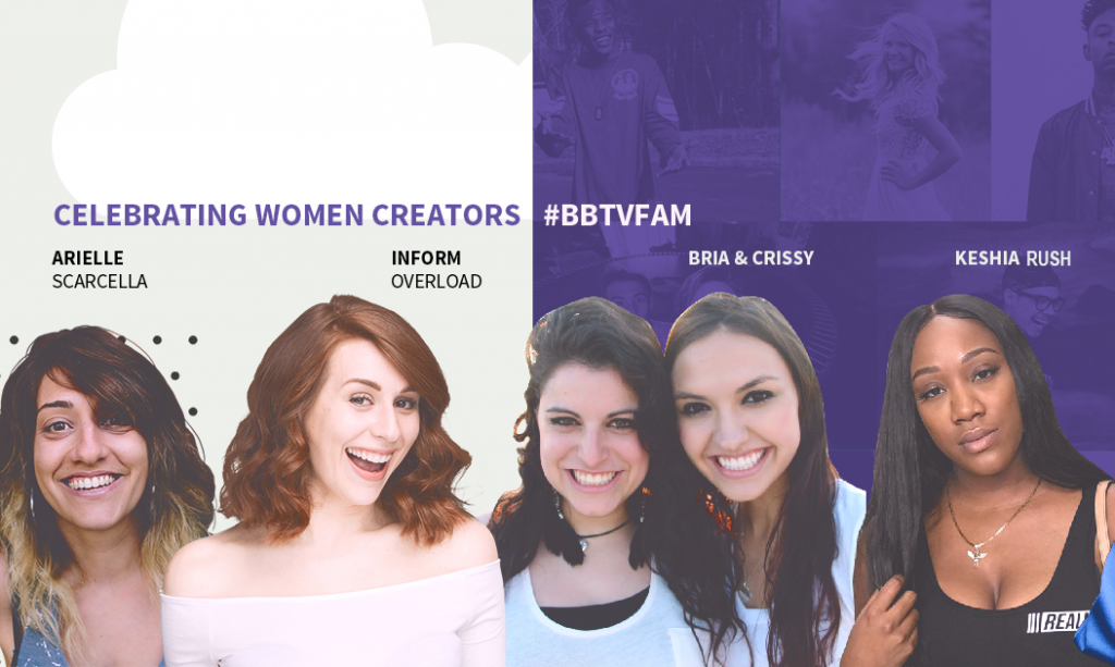 women 1024x613 #BBTVFam   Celebrating Women Creators