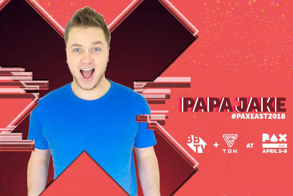 PAX 2018 Blog Papa Jake Papa Jake is HEADED TO #PAXEAST2018